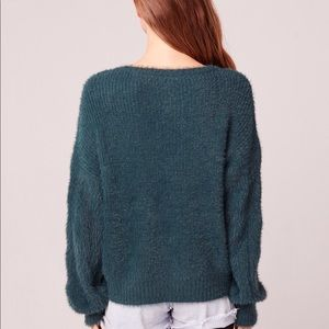 Band of Gypsies Sweaters - The Enchanted Sweater (Pine)